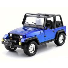 Miniatura Carro Jeep Wrangler 1992 Just Trucks 1:24 - Jada Toys