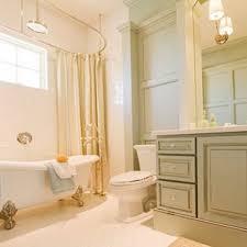 white bathroom ideas brown concrete wall and floor beige ceramic
