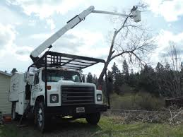 Kalispell Tree Service > Popular Services Pmt Donates Bucket Truck To The City Of Paul Forestry Bucket Truck For Sale Youtube Home Trucks Tree Crews Service Kalispell Popular Services Dg Productions Asplundh Bank With Chipper Trucks 75 Foot Forestry Tristate 2008 Ford F750 72 Cat C7 Diesel 60 Camin De Cubo Forestal Freightliner With Liftall Crane Sale