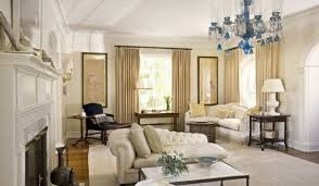 Classic Living Room Interior Design Ideas