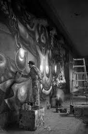 David Alfaro Siqueiros Murales by Los Murales Del Mpba Nueva Democracia