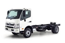 Hino 300 614 (LWB) - Toyota Indongo Namibia