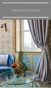 vorhang set deco heron mit kräuselband verdunkelndwayfair
