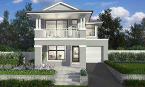 104 Home Designes The Daytona Double Storey House Design Mcdonald Jones