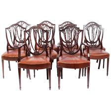 Antique Set 10 Victorian Mahogany Balloon Back Dining Chairs 19th ... Antique Set 10 Victorian Mahogany Balloon Back Ding Chairs 19th Of Six Century French Louis Xvi Cane Dutch Marquetry Inlaid Of 6 Legacy 12 Ft Flame Table 14 Chairs Room In Stock Photos Chairsgothic Chairsding Chairsfrench Fniture Single 2 Arm Late Hepplewhite Style Camelback 18th Walnut Chair With Queen Anne Legs English Cira 4 Turn The Century Ding In Wallasey Merseyside Gumtree 9776 Early Regency Vinterior