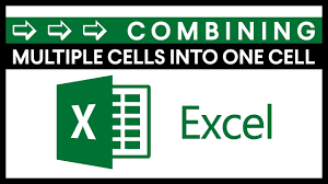 How To Combine Data From Multiple Cells Into 1 Cell In Microsoft