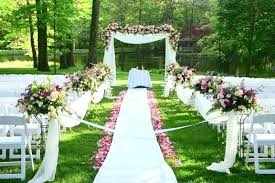 Garden Wedding Decoration Fabulous Decorations Ideas Images About Weddings Inspiration On