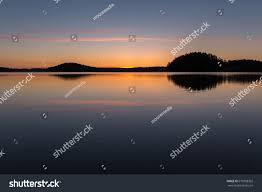 100 Mary Lake Ontario Sunrise Port Sydney Beach Stock Photo Edit Now 670958362