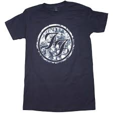 Smashing Pumpkins Tour Shirts by Fighters T Shirt Foo Fighters City Circle Logo T Shirt