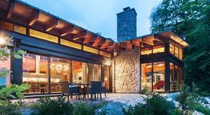 100 Muskoka Architects Cottage Christopher Simmonds Architect