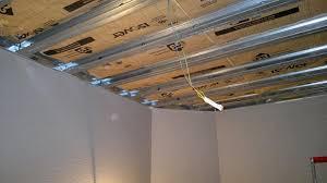 isolation phonique faux plafond isolation idées