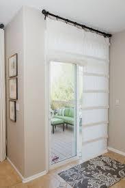 Patio Door Curtain Ideas by Best 25 Door Panel Curtains Ideas On Pinterest Sliding Door