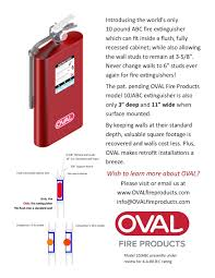 Recessed Fire Extinguisher Cabinet Mounting Height by The Oval Fire Extinguisher Create The Future Design Contest