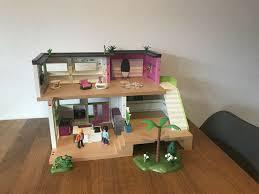 playmobil luxusvilla 5574 küche geschenkt dazu interieur