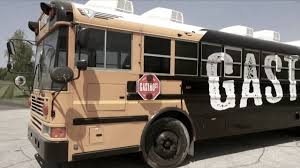 Gastro St. School Bus Food Truck Built By Prestige Food Trucks - YouTube