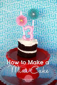 How to Make Mini Cakes – Craftbnb