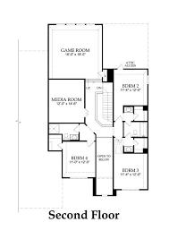 winsford new home plan harker heights tx centex home builders