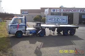CONY MODEL 360 TRANSFORMED TO A MINI SEMI TRUCK& TRL. MINI SEAHAWK