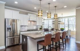 Napa Kitchen Island Napa Valley Plan At Britton Falls In Fishers In By Webb