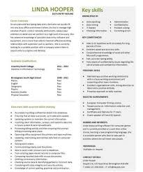 Entry Level Resume Templates Cv Jobs Sample Examples Free Throughout No Experience