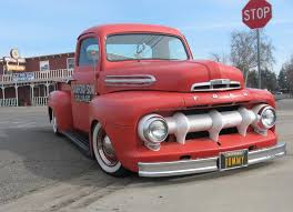 1948-1952-Ford-F1-Truck | 51 Ford Truck | Pinterest | F1, Ford And ... 1951 Ford F1 Pickup F92 Kissimmee 2016 Classics For Sale On Autotrader This Stole The Thunder Of Every Modern Fseries Truck File1951 Five Star Cab 12763891075jpg Bangshiftcom Truck Might Look Like A Budget Beater Hot Rod Network Classic Car Show Travelfooddrinkcom 1948 Studio Martone Ford Mark Traffic