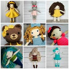 Free Crochet Doll Pattern The Friendly Grace Thefriendlyredfoxcom