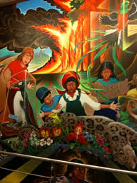 Denver International Airport Murals New World Order by Symbols And Their Links To The New World Order Denver