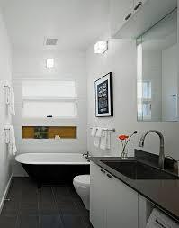 badezimmer ideen in schwarz weiß 45 inspirierende