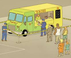 100 Food Trucks In Nyc The Truck Business Stinks The New York Times
