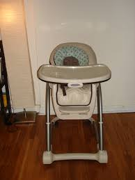 Gently Used Graco Blossom™ 4-in-1 Seating System Highchairs ...