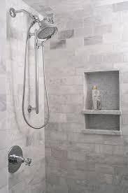 best 25 subway tile showers ideas on shower rooms