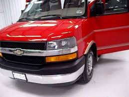 One Owner Preowned 2003 Chevy Express With Regency Conversion
