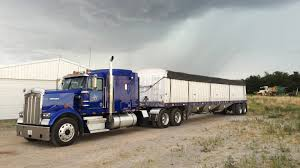 100 Bull Hauler Trucks These Are The People Who Haul Our Food Across America The Salt NPR