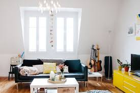 Sunland Home Decor Cowhide Rug by Get The Look Modern U0026 Minimal With Pops Of Color In Paris