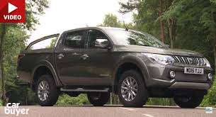 Review Says The New Mitsubishi L200 Is The Best Overall Pickup
