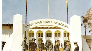 Boy Scout Christmas Tree Recycling San Diego by Army And Navy History Project The West Point Of The West By