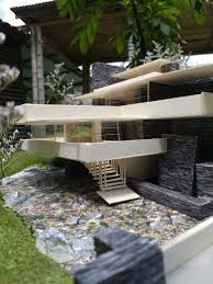 100 Water Fall House The Ing Model Modeling Interior