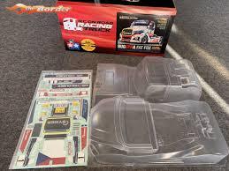 100 Tamiya Truck Buggyra Racing Fat Fox TT01E 58661