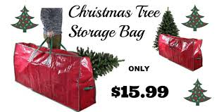 Amazon Artificial Christmas Tree Storage Bag For Disassembled 9 Foot