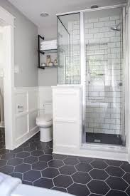 Gray Tile Bathroom Ideas | Gray And White Bathroom Ideas Dark Brown ... Mosaic Tiles Bathroom Ideas Grey Contemporary Tile Subway Wall And White Tile Bathroom Ideas Pinterest Subway Interior Lamaisongourmet Glass 6x12 Backsplash Images Of Showers Our Best Better Homes Gardens Unique Pattern Design White Kitchen For Natural And Classic Look The New Sportntalks Home Cool 46 Small Light Gray Color With Elegant Using Wooden Floor 30 Beautiful Designs