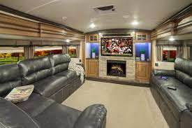 5th wheel front living room open range 376fbh front living room