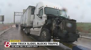 Semi Truck Slides, Blocks Traffic Near North Split Bestchoiceproducts Best Choice Products Transport City Car Carrier Heavy Duty Drawer Slide Self This Is A Great Link To The Heavy Semi Truck Slides Blocks Traffic Near North Split It Truck Islide Pickup Under Semi Bed For Sale Diy Cargo Ease The Ultimate Cargo Retrieval System Commercial Series Bed Slide Allyback Pick Up Moco Show News Vehicles Contractor Talk 5th Wheel Tool Box Boxes Hpi