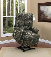 Mega Motion Lift Chair Manual by Med Lift Power Lift Chair In Mossy Oak Fabric Model 5500 Mo