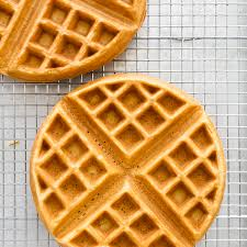 Classic Almost-As-Good-As-Buttermilk Waffles   Cook's Illustrated