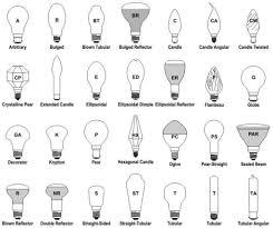 ceiling light a guide to understanding modern light bulbs shapes