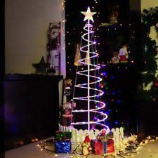 6ft Lighted Spiral Christmas Tree by Spiral Christmas Tree Ebay