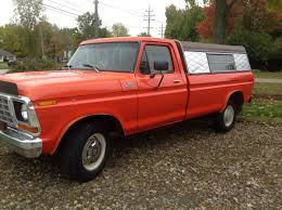 100 Trucks On Craigslist Find 1978 Ford F350 Camping Truck Fordcom