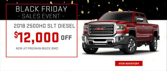 Freeman Buick GMC In Grapevine Serving DFW, Fort Worth & Dallas, TX ...