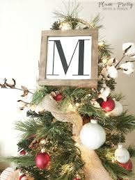 Griswold Christmas Tree Ornament by Plum Prettya Farmhouse Christmas Bedroom U2014