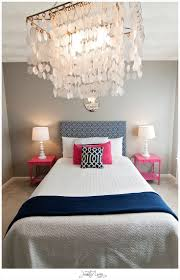 Navy And Pink Bedroom Ideas Photo